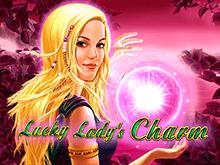 Азартная игра в Lucky Lady's Charm в онлайн казино