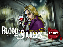 Blood Suckers на сайте онлайн казино