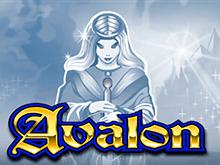 Аппарат в онлайн казино Avalon