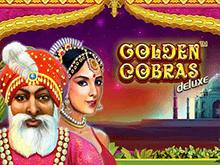 Игровой автомат Golden Cobras Deluxe