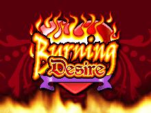 Игра на деньги в аппарат Burning Desire