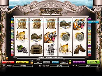 Колизей игровые автоматы официальный сайт игровые автоматы maxbet lang ru